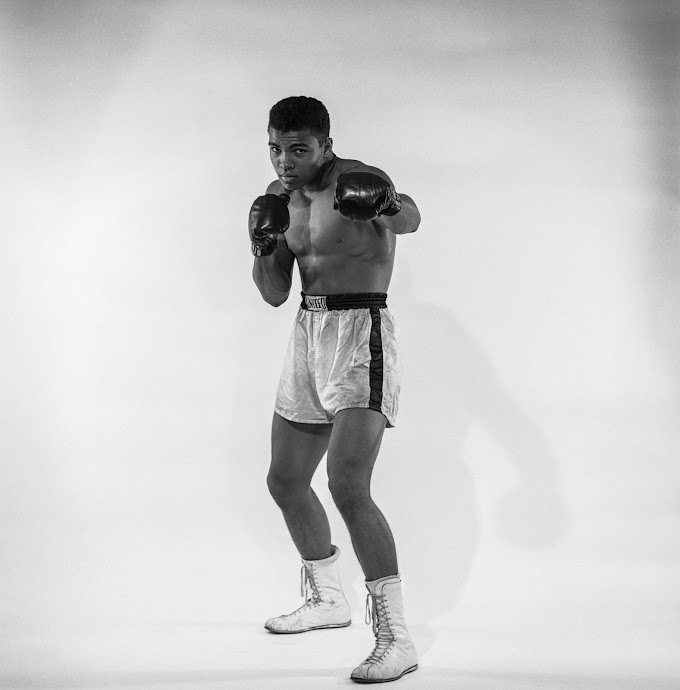 Louisville airport to be renamed after Muhammad Ali