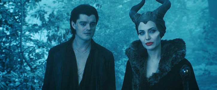 Maleficent - Diaval and Maleficent | A Constantly Racing Mind