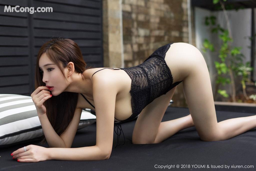 Image YouMi-Vol.213-Tu-Fei-Yuan-Ai-Cuo-Qiong-MrCong.com-001 in post YouMi Vol.213: Người mẫu 奶瓶土肥圆 (50 ảnh)