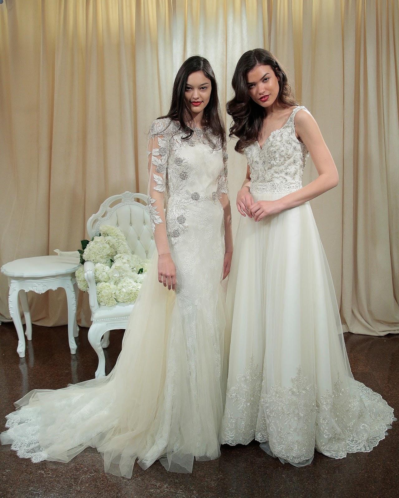 Badgley Mischka Wedding Dresses 2016 Wedding Dresses Cold Climates