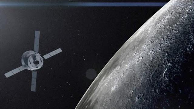 China y Rusia firmarán acuerdo para explorar la Luna