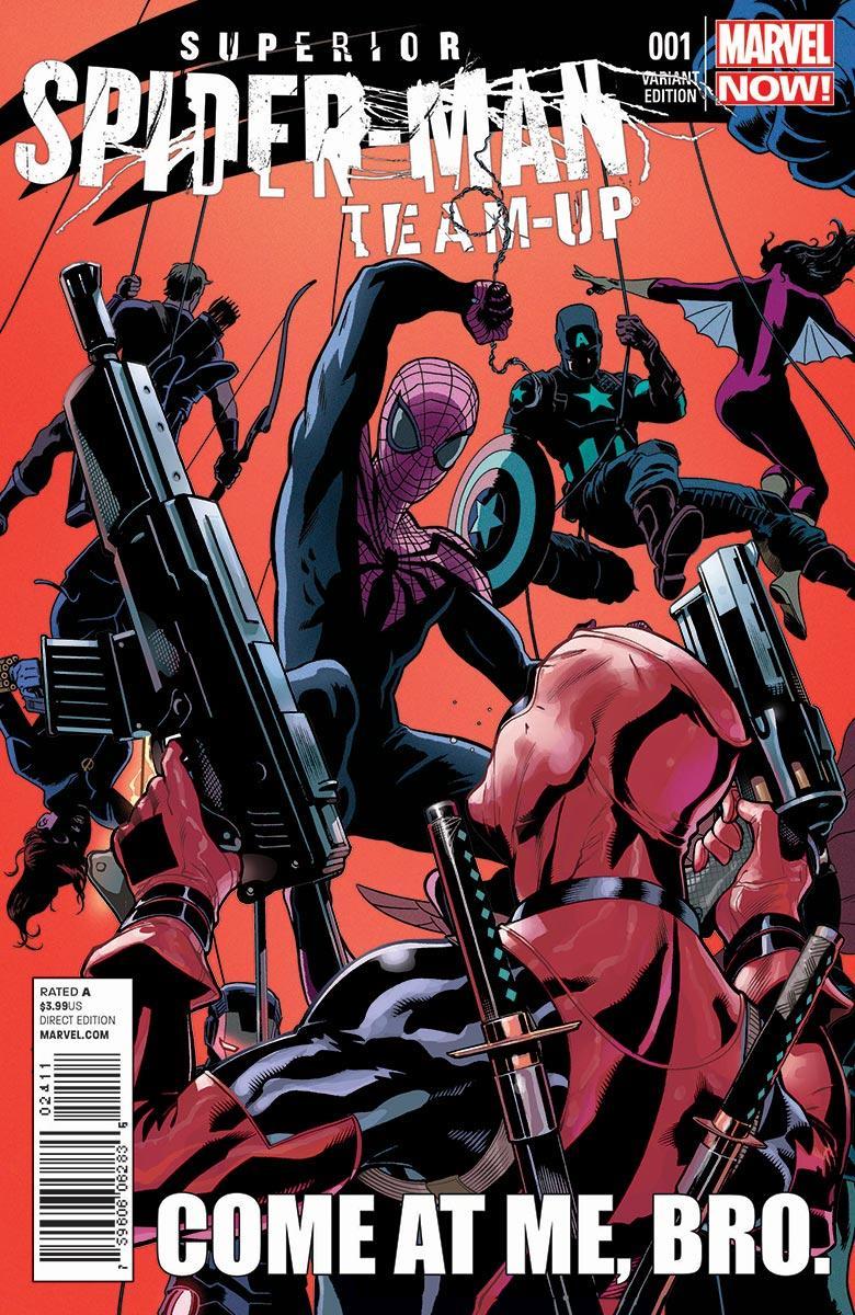 Superior Spider Man Team Up
