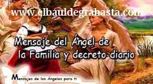 Yo soy el Ángel de tu Familia - 26 diciembre