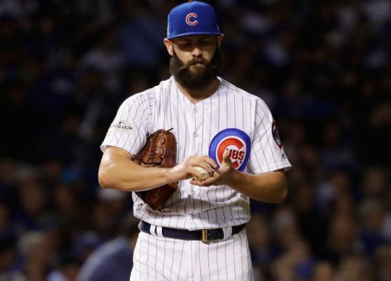 Phillies, Jake Arrieta agree to deal