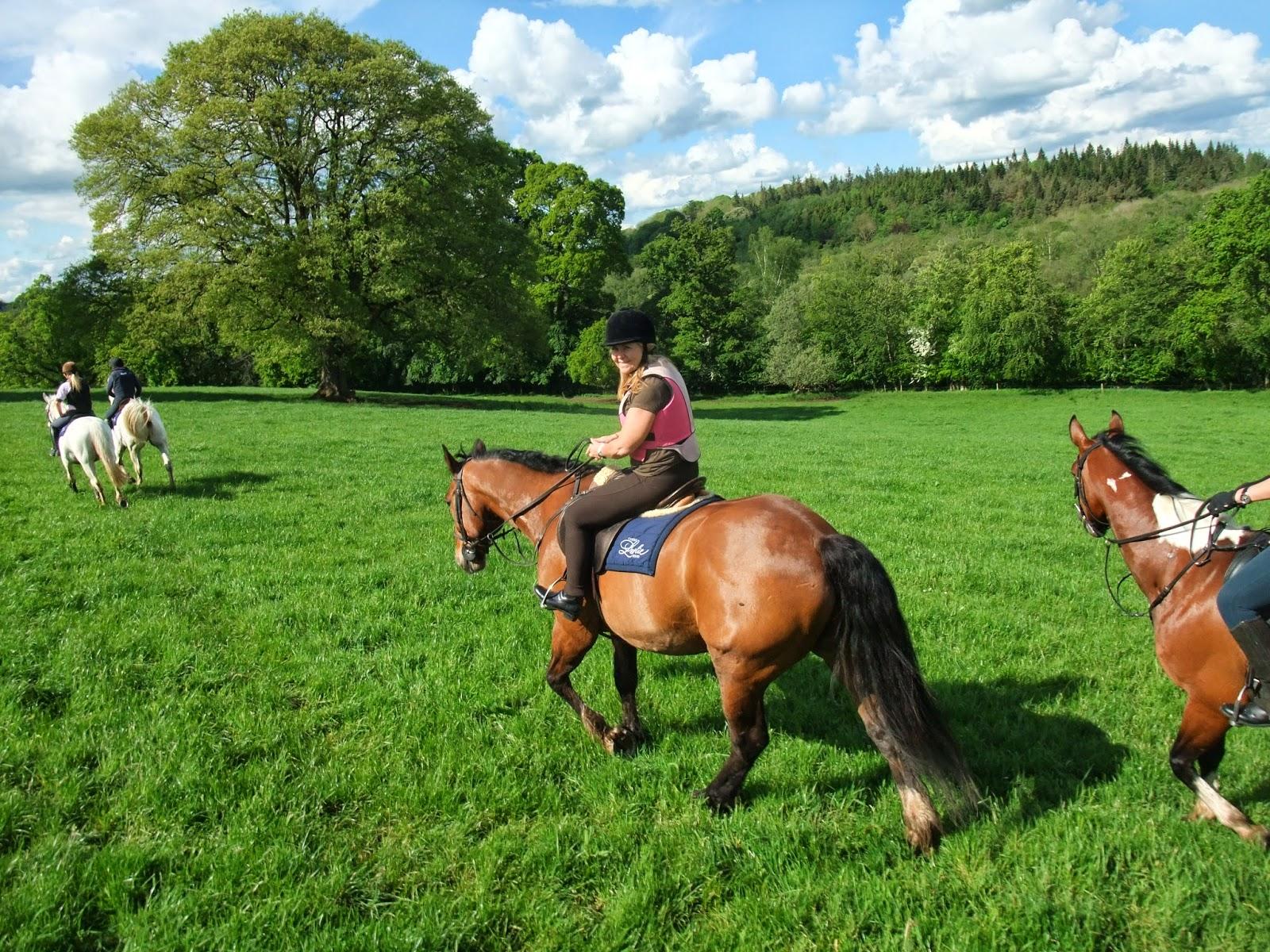 Top riding holidays