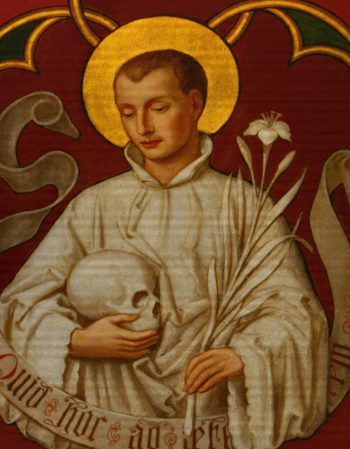 St Aloysius Gonzaga S Prayer To The Blessed Mother