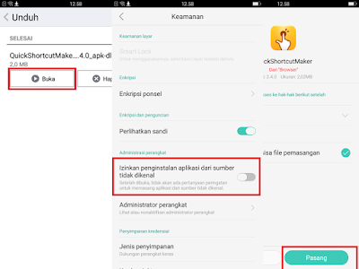 Bypass Account Google di OPPO - Unlock FRP