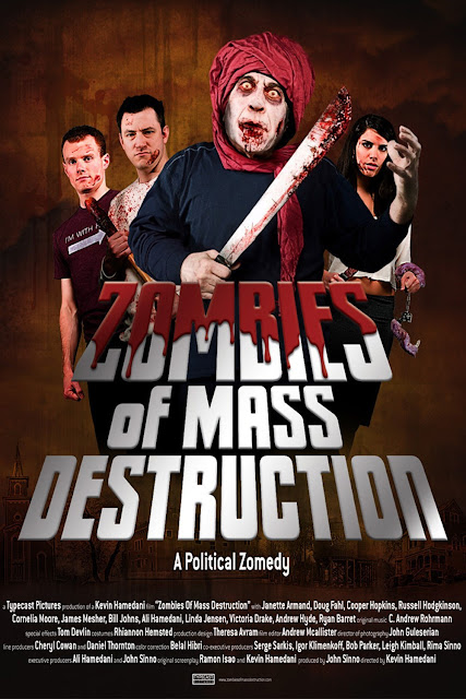 ZMD: Zombies of Mass Destruction (2009) ταινιες online seires oipeirates greek subs