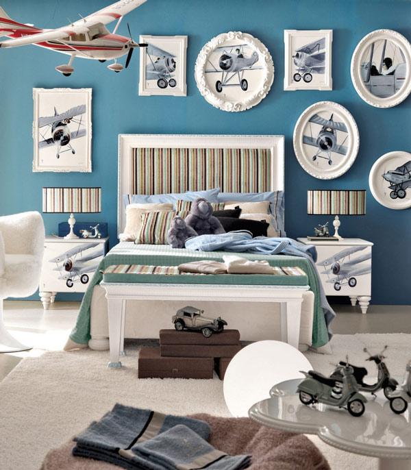 Hogares frescos ideas para dormitorios de los ni os por - Ideas para habitaciones de ninos ...