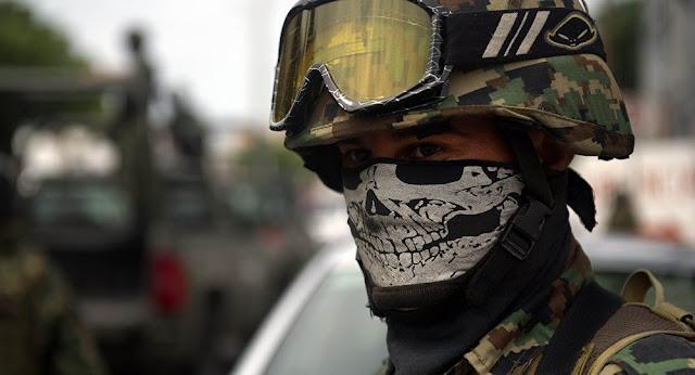 """Habla un Militar; """"Fuimos usados por el Estado mexicano. Se nos capacitó para una función y se nos ordenó hacer otra muy diferente"""