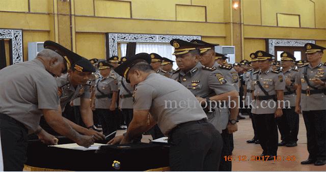 AKBP Faisal Florentinus Napitupulu,SH Menjabat Sebagai Kapolres Nias Selatan