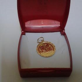 Barang Kemas Sayap Infiniti Network, loket, loket emas, emas 916, 916