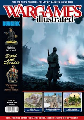 Wargames Illustrated 358, July 2017