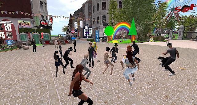 dance 008 Dance off Sunday