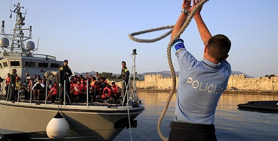 Η νέα Ευρωπαϊκή Συνοριοφυλακή και Ακτοφυλακή. Κέρδος ή ζημία για την Ελλάδα;