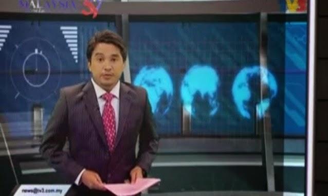 Pembaca Berita TV3 Izwan Azir Akui Menggigil Baca Berita Inggeris !..