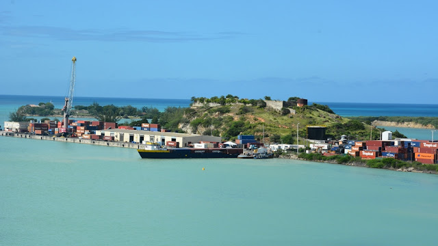 Antigua Port