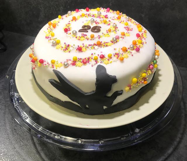 gâteau Disney