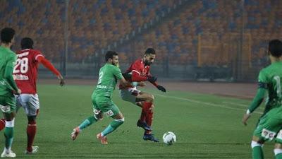مفاجآت فى تشكيل الأهلي أمام المقاصة فى الدوري المصري