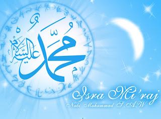 Puisi Dalam Rangka Isra Mi'raj Nabi Muhammad Saw