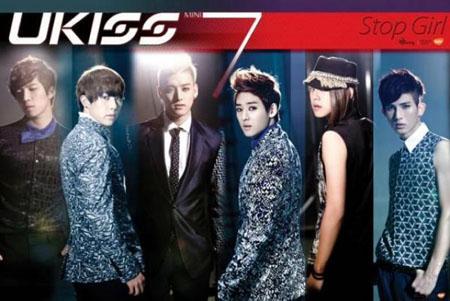 U kiss stop girl english version mp3