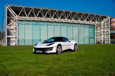 Iconic Lotus ESPRIT S1 Reborn As An Evora Sport 410 By Lotus Exclusive