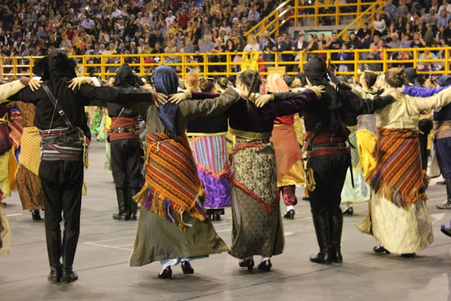 Σεμινάριο Ποντιακών Χορών με θέμα «Οι χοροί των Ελλήνων στα Νότια Παράλια του Ευξείνου Πόντου»