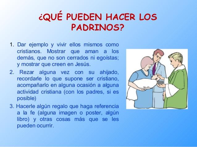 Catequesis De Adultos Cdea Consultas Respuestas Pueden Haber Dos Padrinos O Dos Madrinas Para El Bautismo De Un Bebe