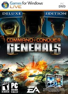 command conquer generals exe download