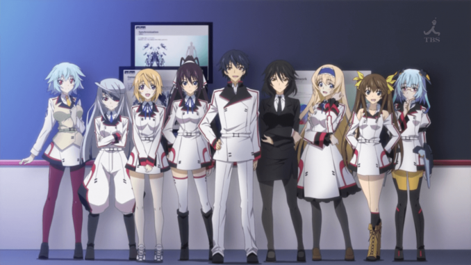 IS: Infinite Stratos BD BATCH Subtitle Indonesia