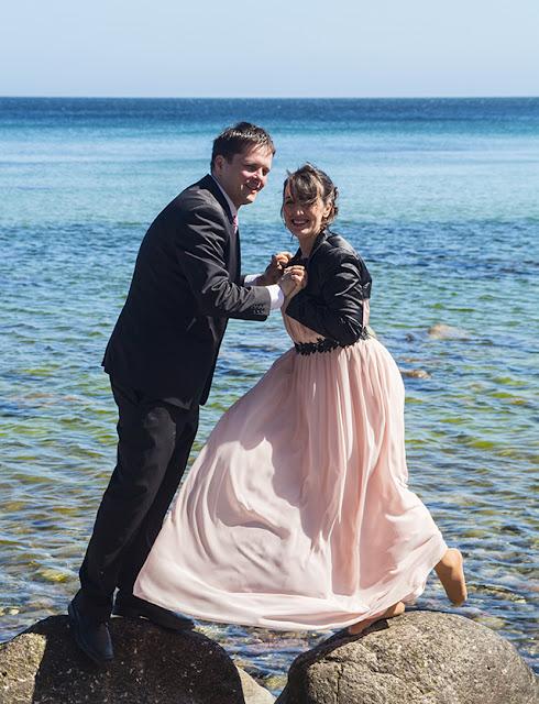 Hochzeitsfotograf Trauung Standesamt Leuchtturm Kap Arkona