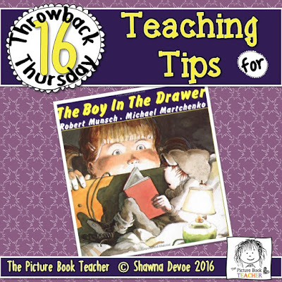 The Boy In The Drawer Teaching Tips - TBT