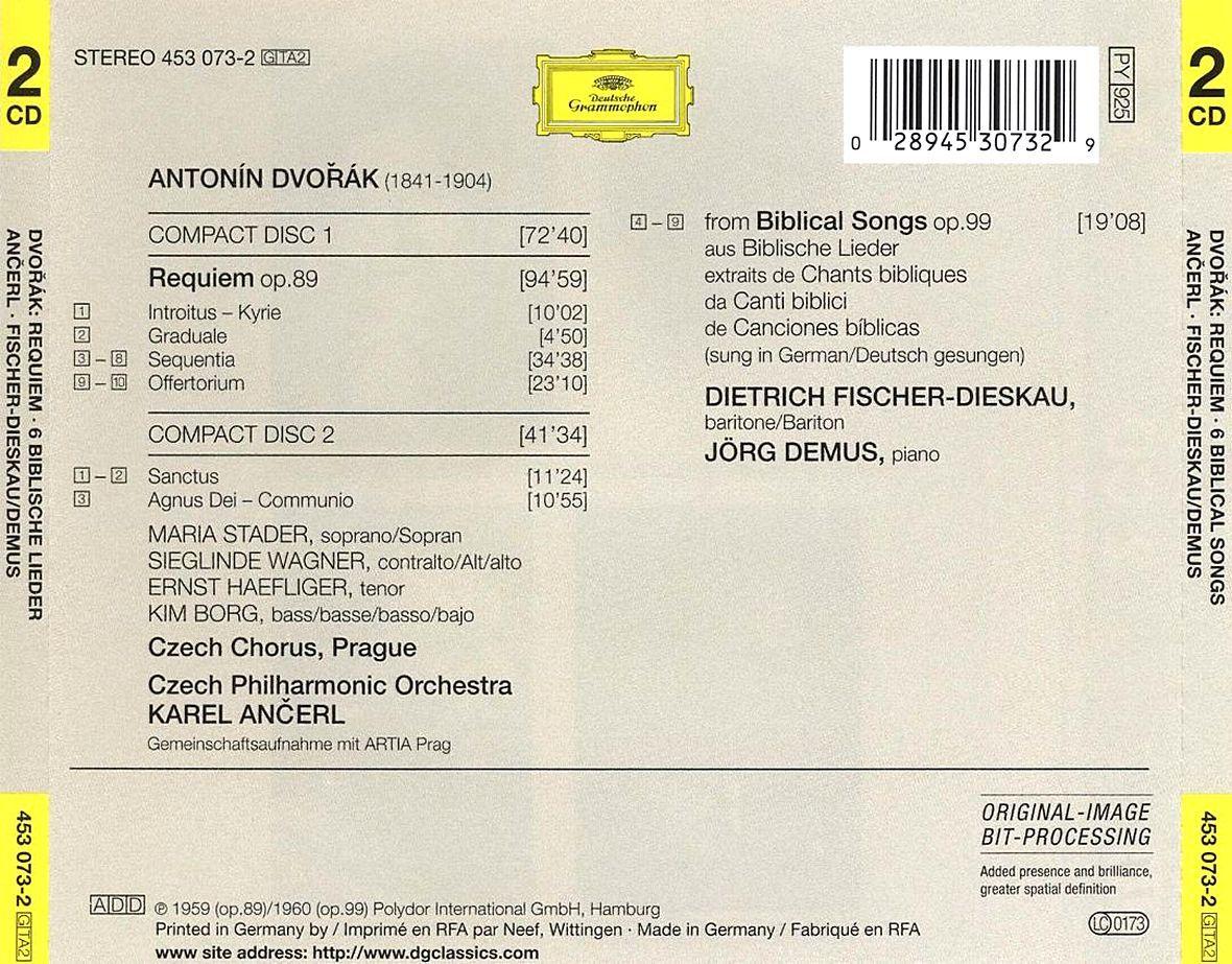 Magical Journey: Antonín Dvořák - Requiem