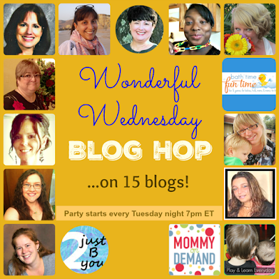 Wonderful Wednesday Blog Hop #55