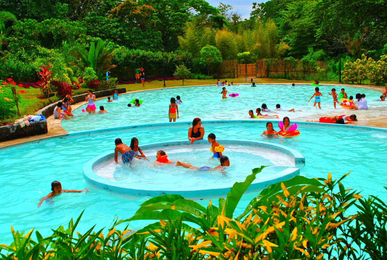 Travel tropa ecopark la mesa watershed resort and - La mesa eco park swimming pool photos ...