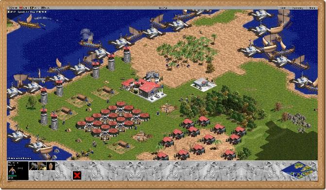 تحميل لعبة age of empires 1 كاملة