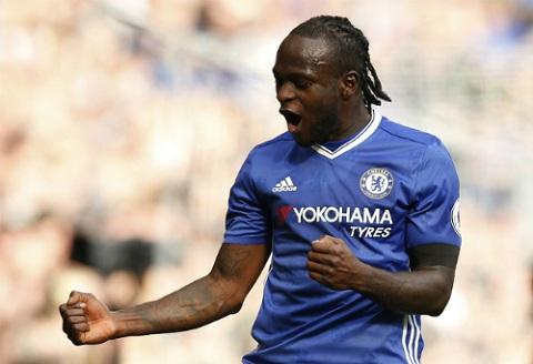 Moses sẽ quay trở lại thi đấu cho CLB Chelsea