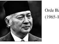 Perkembangan Ekonomi Pada Masa Orde Baru (1966 – 1998)
