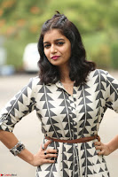 Swathi Reddy Looks super cute at London Babulu theatrical trailer launch ~  Exclusive 028.JPG