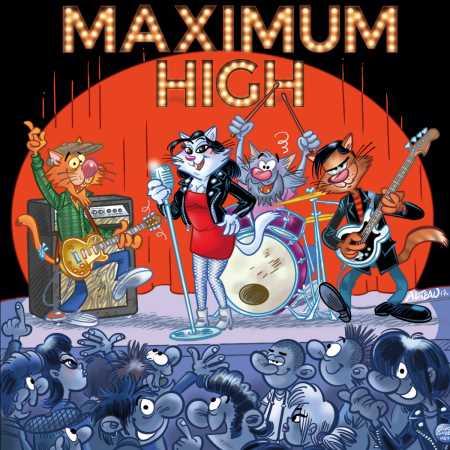 MAXIMUM HIGH: Κυκλοφόρησε σε βινύλιο το ομότιτλο EP τους