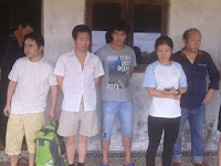 Lagi, 10 Warga Negara Cina Ditangkap di Banjarmasin
