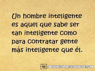 frases de inteligencia