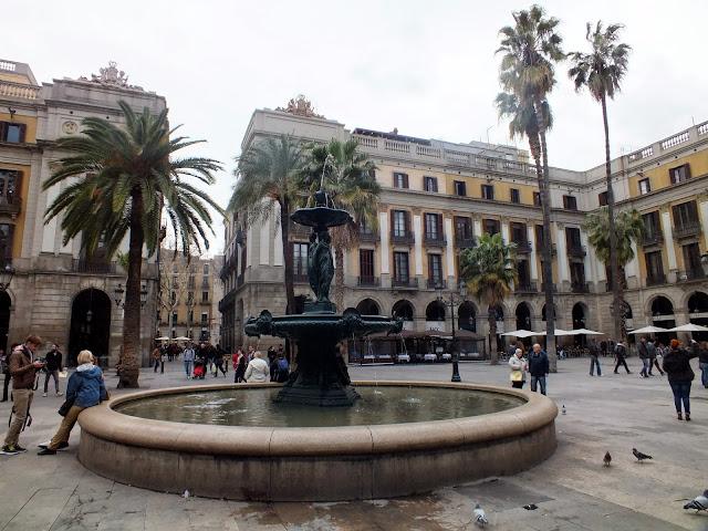 plazas imprescindibles de Barcelona