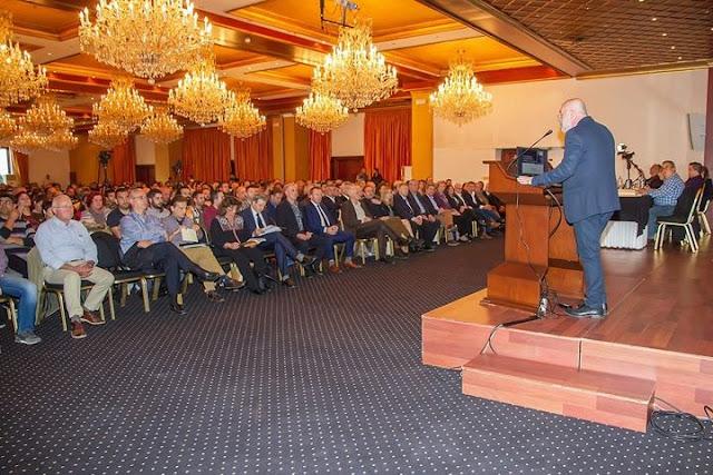 Αυτός ειναι ο Αναστάσιος Ποντίκης: Υποψήφιος για την ΟΜΣΕ στις εκλογές της 10ης Φεβρουαρίου