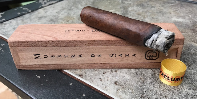 Muestra de Saka Exclusivo Cigar