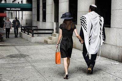 Estilo judaico de vestir