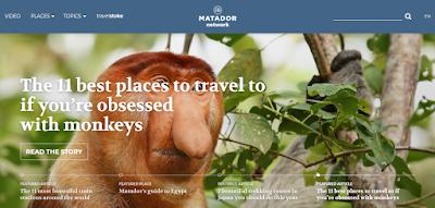 majalah online matador network magazine