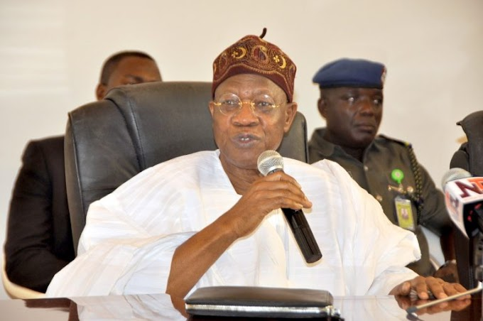 """FG does not consider the security and welfare of citizen while playing politics "" – Lai Mohammed"