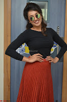 Tejaswini Madivada backstage pics at 92.7 Big FM Studio Exclusive  30.JPG