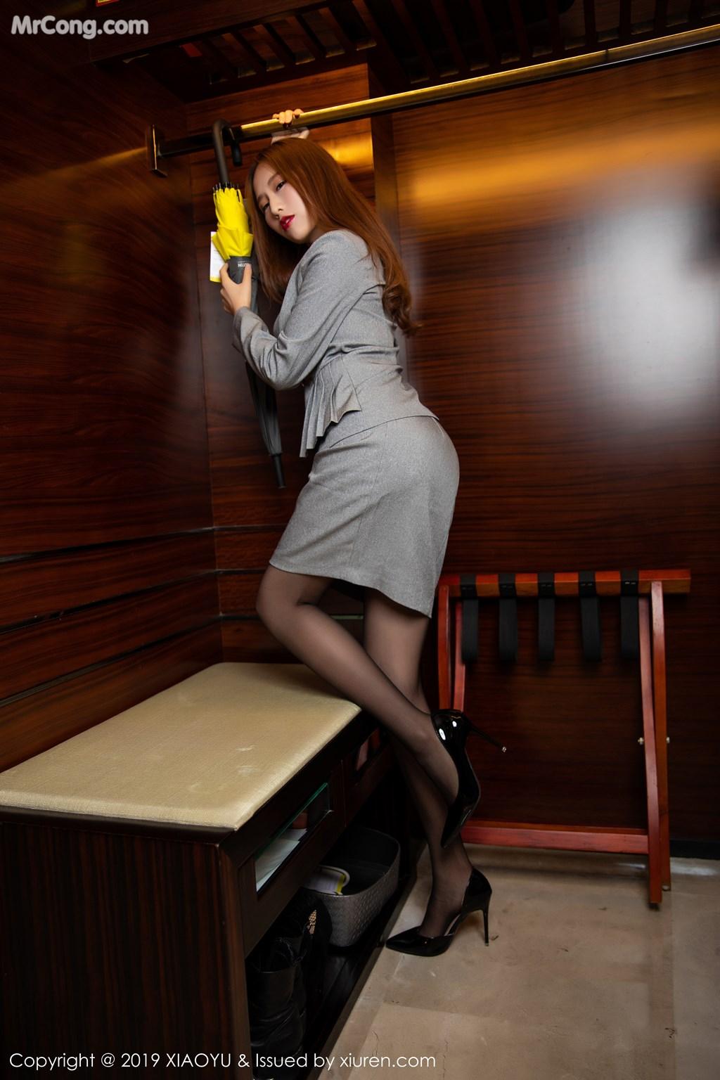 Image XiaoYu-Vol.096-Yue-Yin-Tong-MrCong.com-013 in post XiaoYu Vol.096: Yue Yin Tong (月音瞳) (54 ảnh)